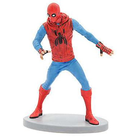 Marvel Spider-Man: Homecoming Spider-Man PVC Figure [Homemade Costume]