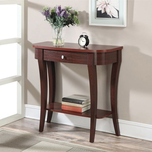 Convenience Concepts Newport Entryway Console Table, Multiple Finishes by Convenience Concepts