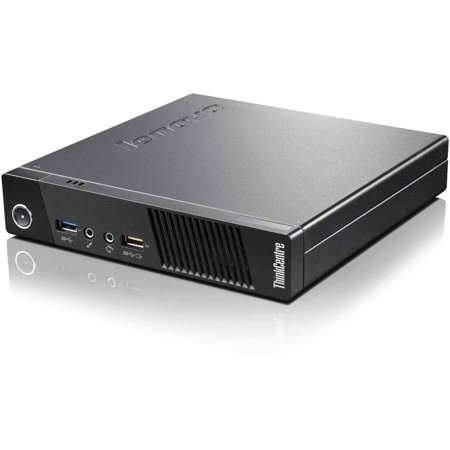 Lenovo ThinkCentre M73 Desktop PC with Intel Core i3-4150T Dual-Core Processor, 4GB Memory, 500GB Hard Drive and Windows 8.1 Pro (Monitor Not Included)