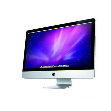 "Apple iMac 20-Inch All-In-One Desktop A1224 / MB324LL/A - Intel Core2Duo 2.66GHz, 2GB RAM, 320GB HD, 8X DL ""SuperDrive"" - OSX 10.5.6 - Refurbished"
