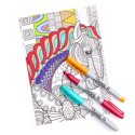 60-Pack Sharpie Permanent Markers, Fine & Ultra-Fine Tip, Multi Color