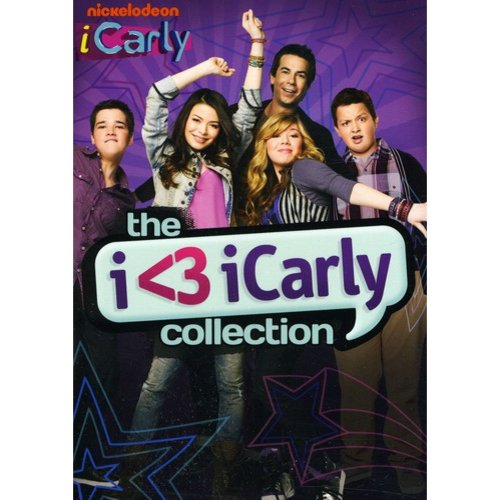 iCarly: Movie Collection Gift Set - iCarly: iFight Shelby Marx / iCarly: iSaved Your Life / iCarly: iSpace Out (Full Frame)