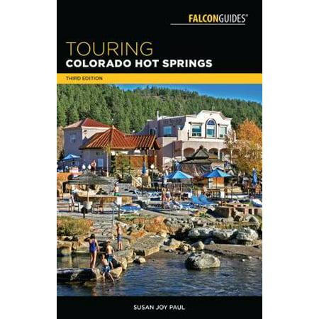 Touring Colorado Hot Springs - Party City Colorado Springs