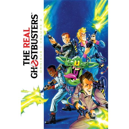 The Real Ghostbusters Omnibus Volume 2 - The Real Ghostbusters Halloween Song