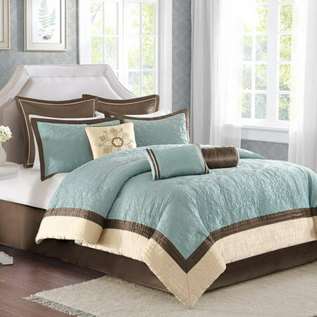 Home Essence Camila 9-Piece Bedding Comforter Set