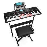 Best Choice Products 61-Key Beginners Complete Electronic Keyboard