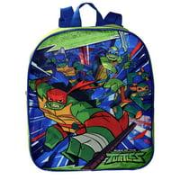 """Boys Teenage Mutant Ninja Turtles 12"""" Backpack Toddler TMNT"""