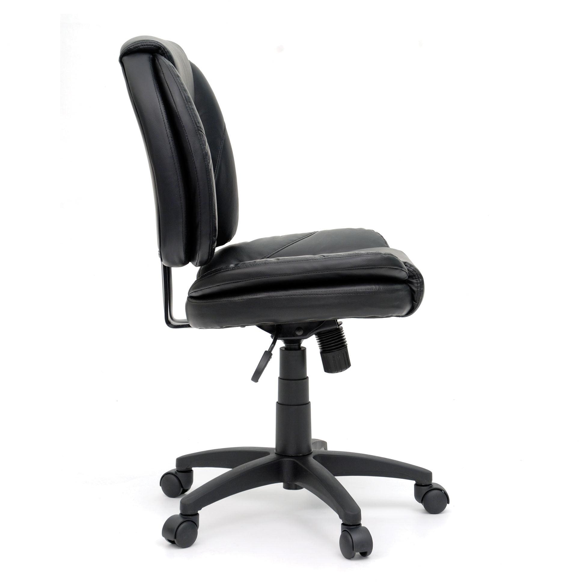 Sauder Gruga fice Duraplush Task Chair Black Walmart