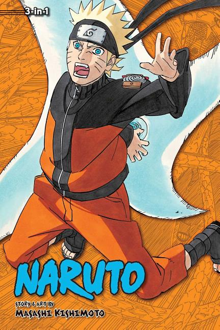 3-in-1 Edition Vol 40 41 /& 42 14: Includes Vols Naruto