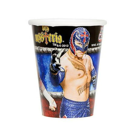 WWE Cups - Party Supplies for $<!---->