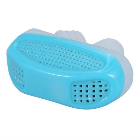 Yosoo Mini Silicone Anti Snore Nasal Dilators Apnea Aid Device Stop Snoring Nose Clip - image 4 of 4