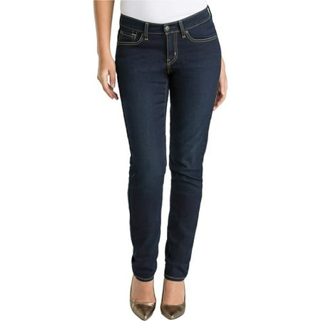 Signature by Levi Strauss; Co.; Women's Curvy Skinny Jeans