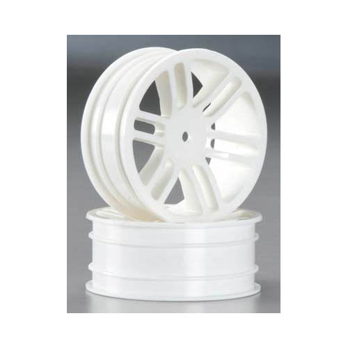 Thunder Tiger PD7952-W Wheel Front 33mm White S Hawk XXB Multi-Colored