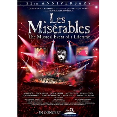 Les Miserables: 25th Anniversary (DVD)