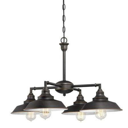 - Westinghouse 6343300 Iron Hill 4 Light 25-3/16