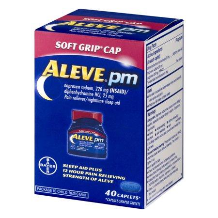 Aleve pm ingredients