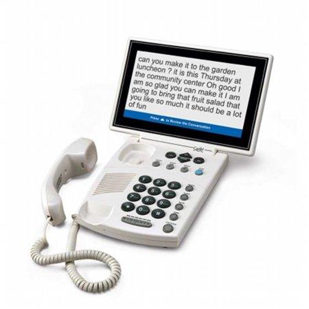Harris Communications UTI-880i 10 inch Captioned Phone