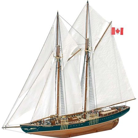 Artesania Latina S A Bluenose Ii Wooden Ship Model Kit Lat22453