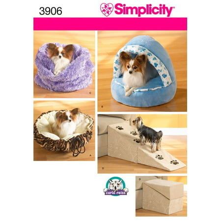 Simplicity Sewing Pattern 3906 Crafts, One Size, Crafts in size os (one size) simplicity pattern 3906 By Simplicity Creative Group Inc From