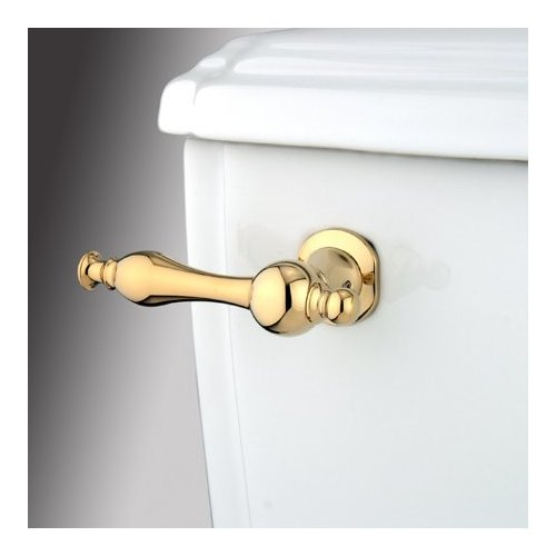 Elements of Design Madison Decorative Naples Tank Lever