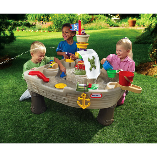 Little Tikes Anchors Away Pirate Ship Activity Table