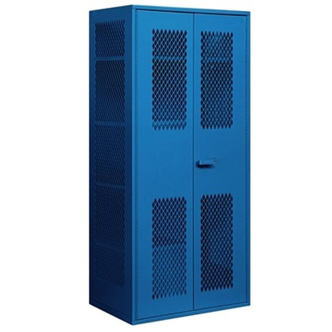 Salsbury 7155BLU Military Combination Storage Cabinet Blue  sc 1 st  Walmart.com & Salsbury 7155BLU Military Combination Storage Cabinet Blue - Walmart.com