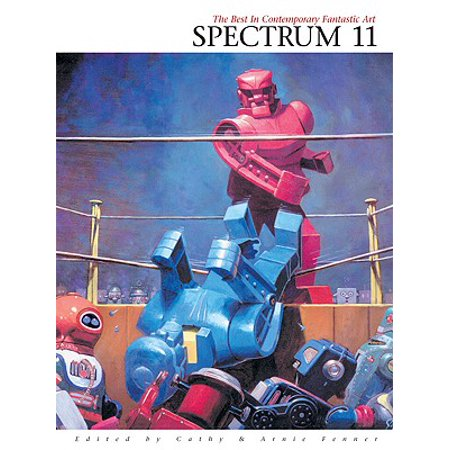 Spectrum 11 : The Eleventh Annual Collection of the Best in Contemporary Fantastic