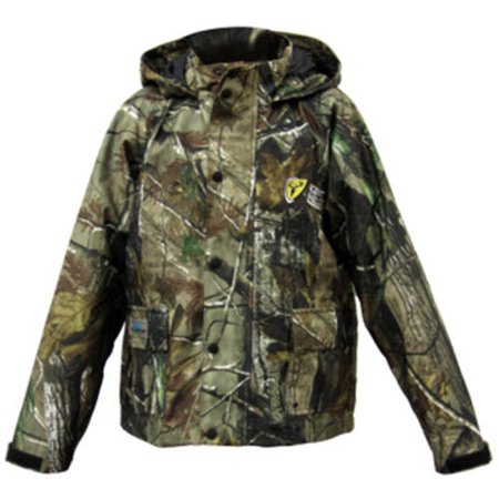 Youth Lil Drencher Hooded Jacket with S3 ScentBlocker, Realtree Xtra, Available in Multiple Sizes
