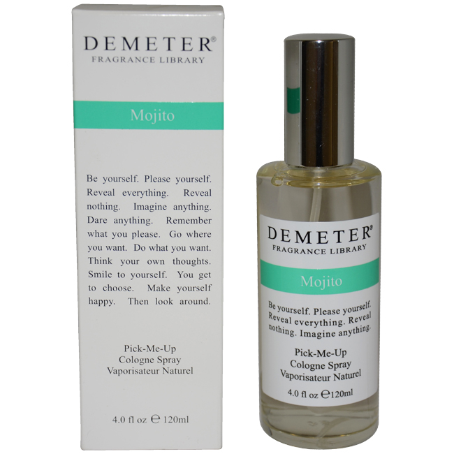 Demeter Mojito Cologne Spray For Women 4 oz