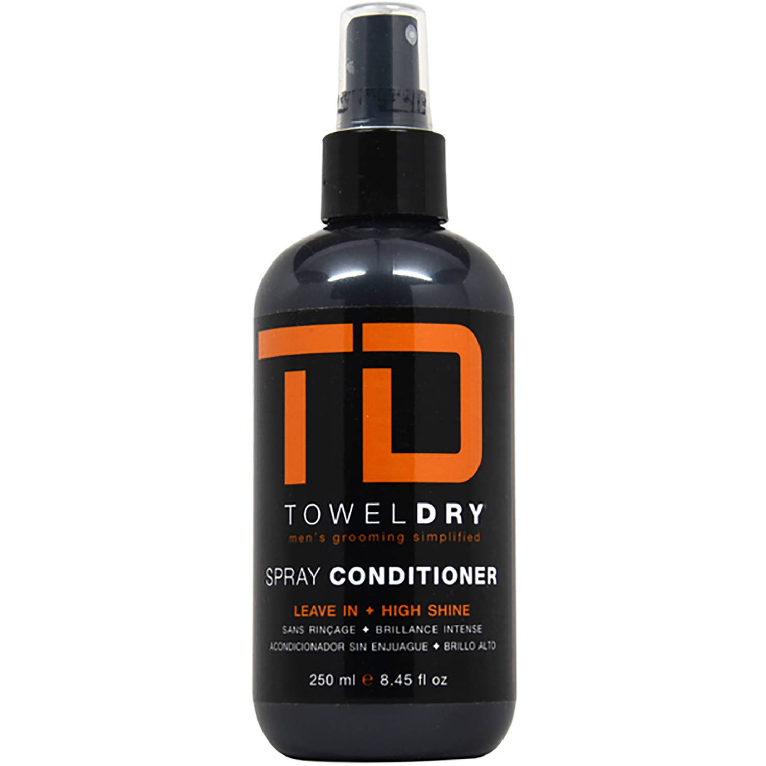 Spray Conditioner by Towel Dry for Men, 8.45 oz