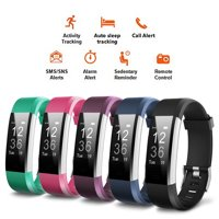 ID115 Plus Smart Band h Fitness Activity Tracker Bracelet Sleep Monitor Pedometer Sedentary Call reminder Sports Smart Watch Christmas Gift