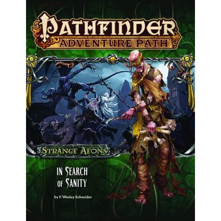 Pathfinder Adventure Path: Strange Aeons 1 of 6 - In Search of (Best Pathfinder Adventure Path For Beginners)