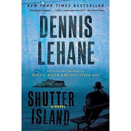 Shutter Island](Serge Ibaka Halloween)