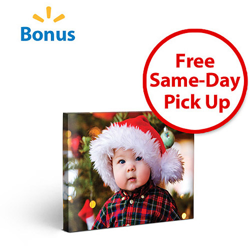Free 8x10 Mounted Photo with select Canvas or Wall Art purchase