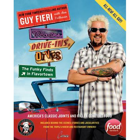 Diners, Drive-Ins, and Dives: The Funky Finds in Flavortown : America's Classic Joints and Killer Comfort (Diners Drive Ins And Dives Pok Pok)