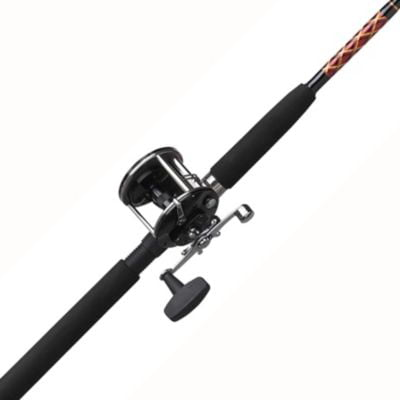 Click here to buy PENN General Purpose Conventional Reel and Fishing Rod Combo by Penn.