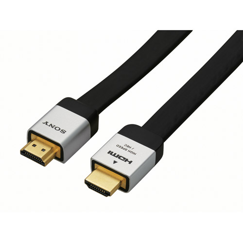Sony 12' HDMI Flat Cable with Ethernet