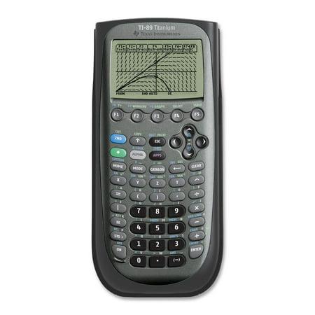Texas instruments ti-89 titanium graphing calculator, pixel.