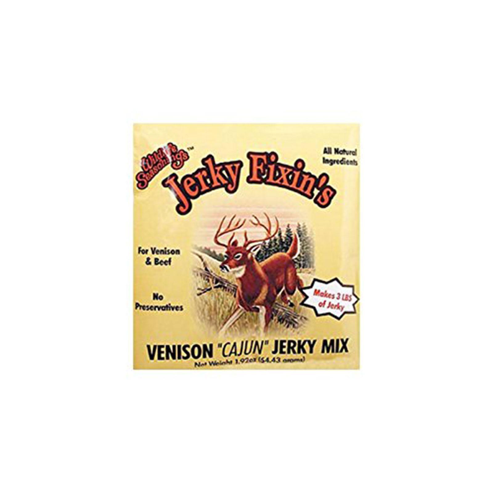 Butler'S Pantry Inc 9169 Venison Cajun Jerky Mix by BUTLER'S PANTRY INC