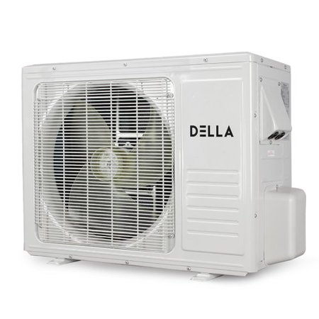 Della 12 000 Btu Ductless Mini Split Air Conditioner With