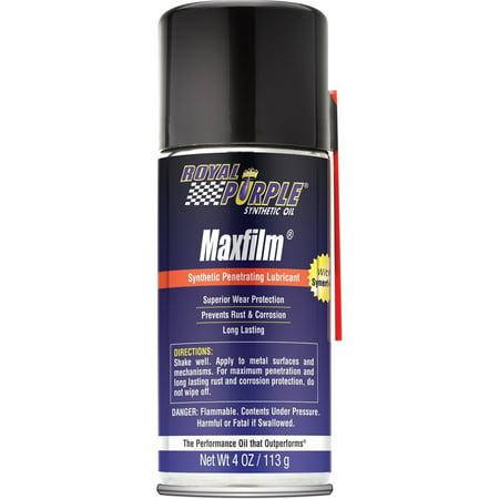 Royal Purple 05000 Maxfilm Synthetic Spray Lube Aerosol, 11 oz