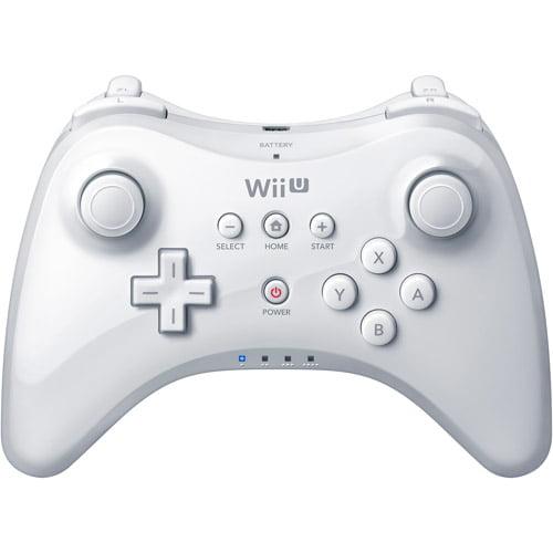 Wii U Pro Controller - White (Wii U)