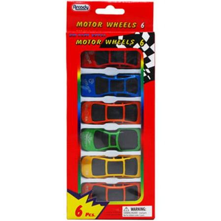 DDI 2278298 6 Piece Motor Wheel Series Case of 72 - image 1 de 1