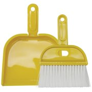 Stansport Outdoor 319 Wisk Broom & Dust Pan by Stansport