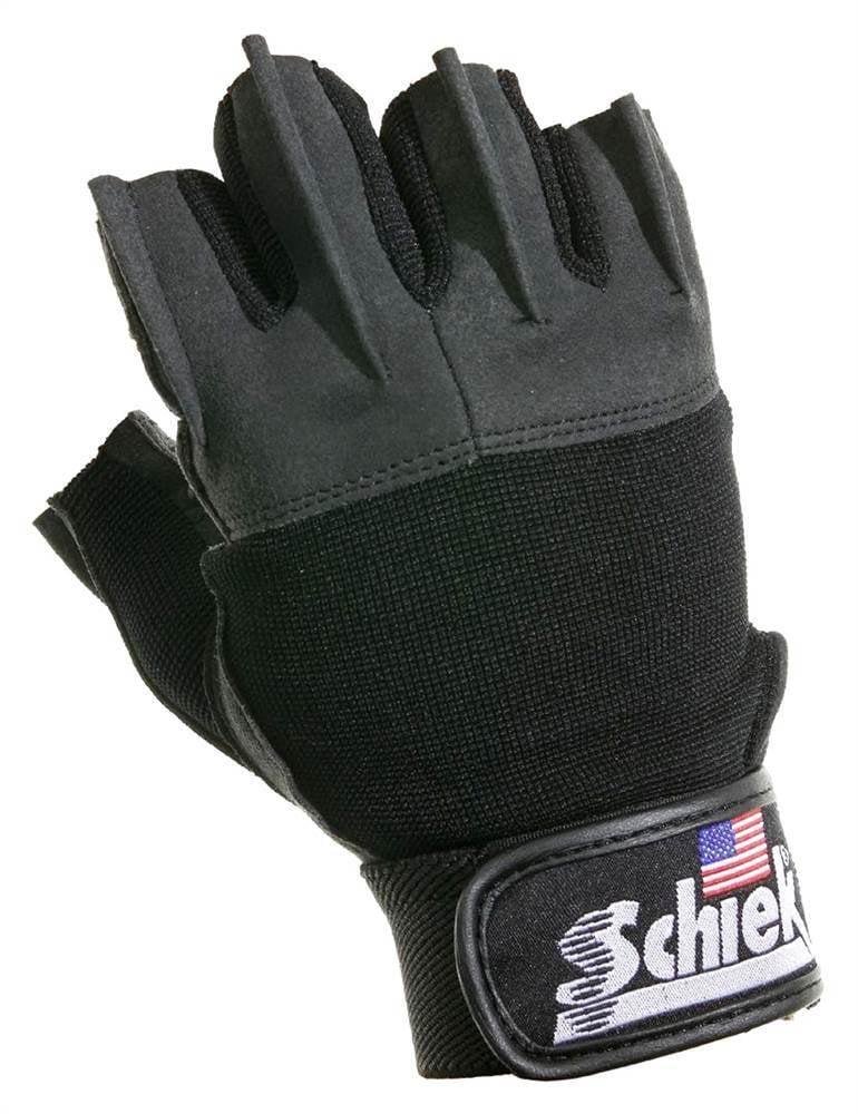 Schiek 520 Women's Platinum Gel Lifting Gloves Size S by Schiek Sports