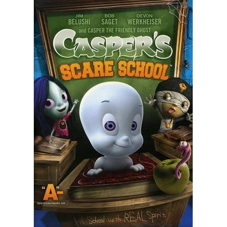 Casper's Scare School (DVD)](Casper's Halloween Special Cartoon)