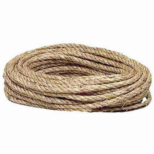 Lehigh Group MS450W Twisted Manila Rope