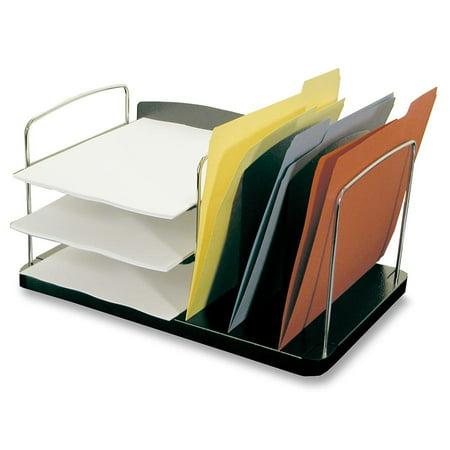 - Buddy Trio Line Desk Combo Organizer