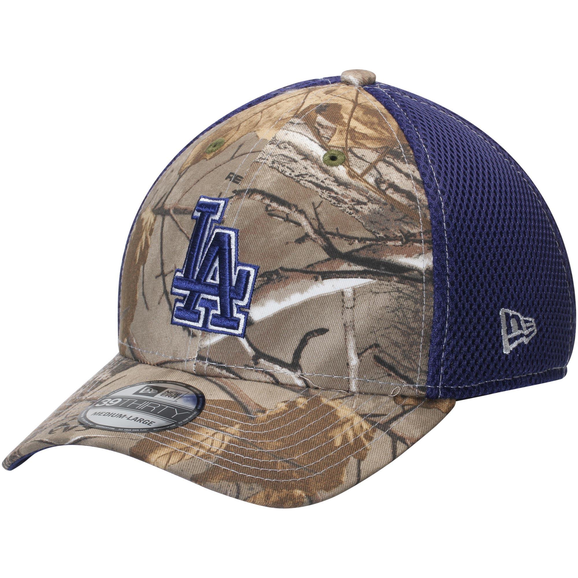 Los Angeles Dodgers New Era Neo 39THIRTY Flex Hat - Realtree Camo