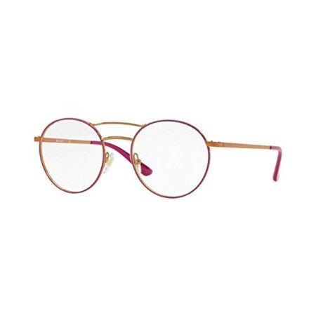 Vogue VO4059 Eyeglass Frames 5053-50 - Copper/fuxia (Vogue Eyeglasses Online)